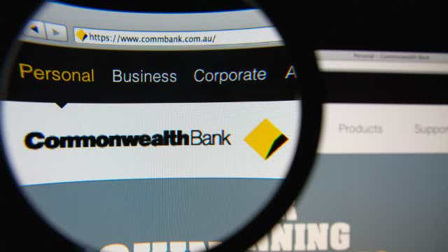A picture of the Commonwealth Bank website and logo | Canstar