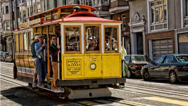 trams and transport united states