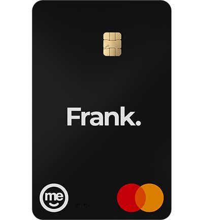 ME Bank Frank Credit Card