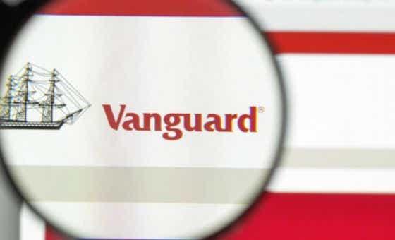 Vanguard super