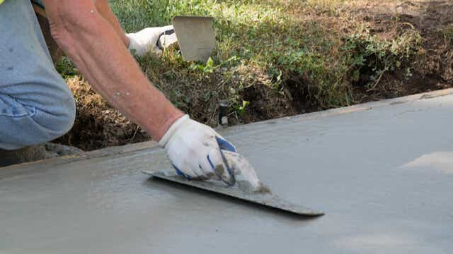 Cost of concreting a driveway