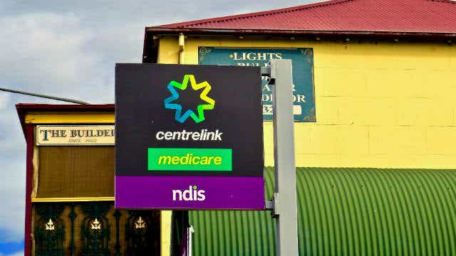 NDIS centrelink