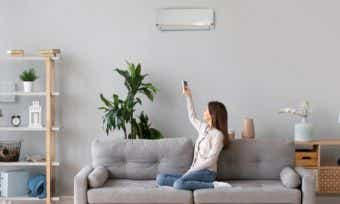 How much does it cost to install a split-system air conditioner?
