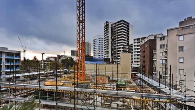 sydney apartment construction