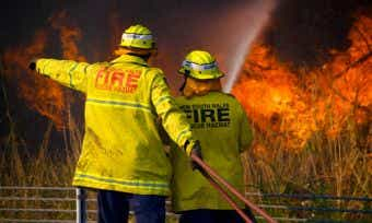 Financial assistance available for Australians affected by devastating bushfires