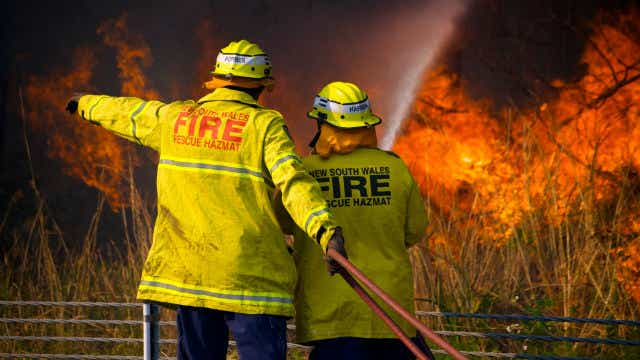 Bushfire financial assistance Australia Jan 2020