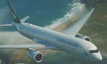 How to earn Cathay Pacific frequent flyer points