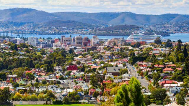 Property profit ares_Hobart