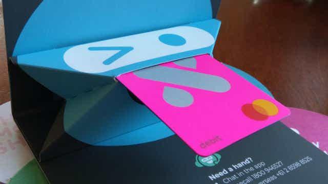 Xinja bank card