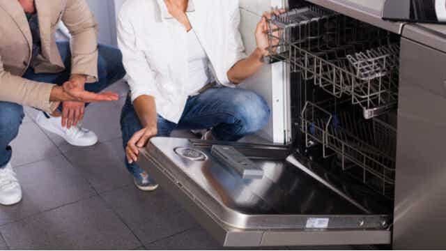 Types of Dishwashers On The Market