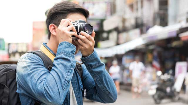 Top Camera Tips When Travelling