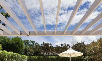Want to have it made in the shade? 8 pergola designs to help keep you cool