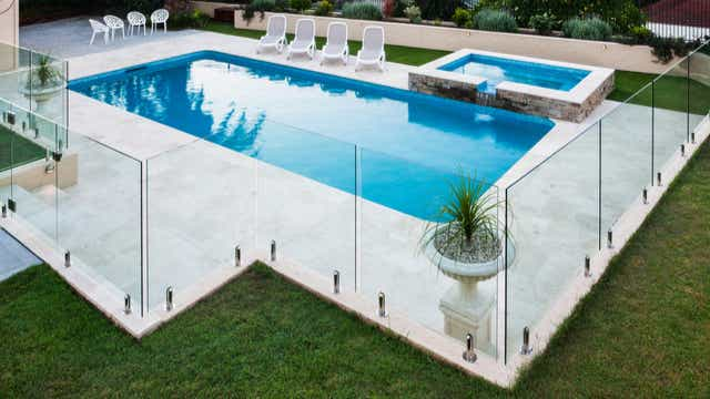 Frameless Glass Fence Cost