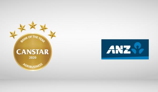 2020 Gold AU Agribusiness Winner