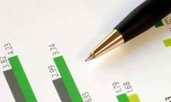 Two financial ratios to consider when choosing shares