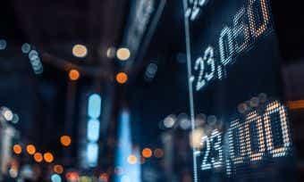 Seeking a positive return in a falling market