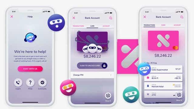 Neobank apps