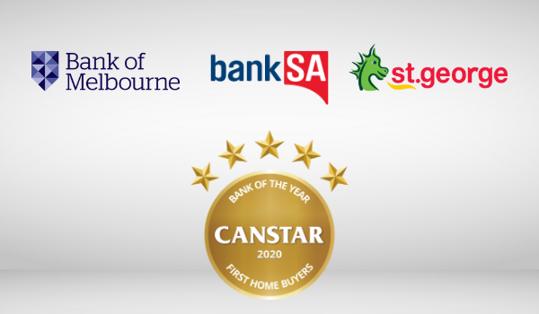 Bank of the Year – First Home Buyer (National Award)