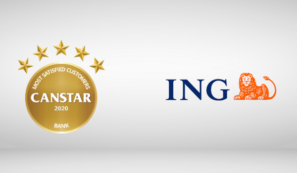 ING banking Award winner