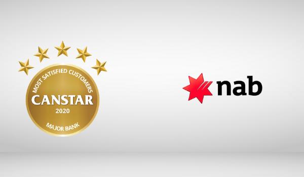 NAB banking Award winner