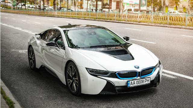 BMW i8 PHEV