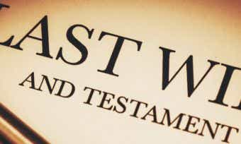 Making a will: What's involved?