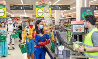 Disney+ collectables to entice customers to spend grocery budget at Woolworths