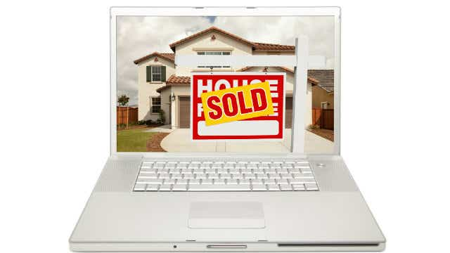 house sold electronic conveyancing