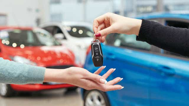 Buying a car interstate
