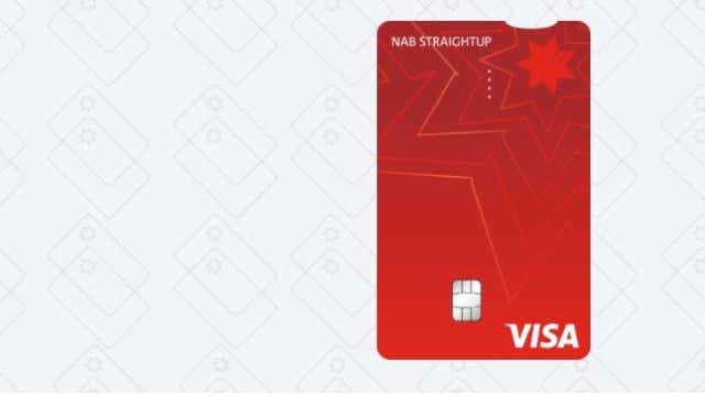 NAB StraighUp credit card launch 10 September 2020