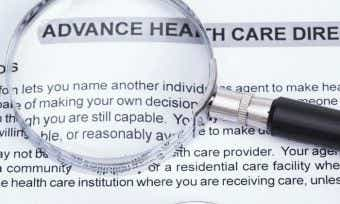 Advance care directives: control over your future care