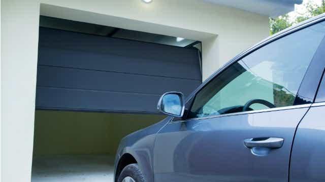 garage secure parking