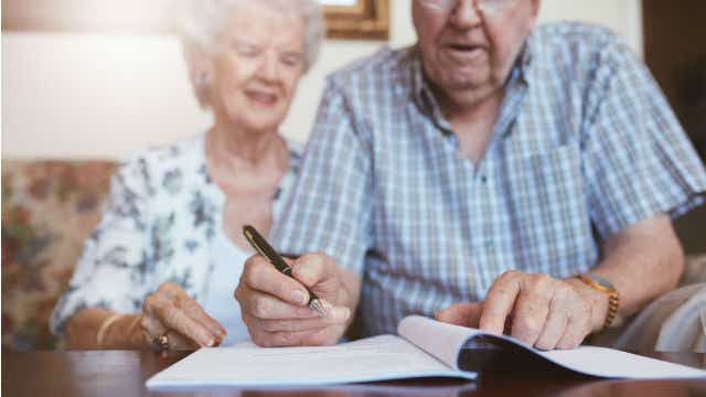 reversionary pension beneficiary nomination