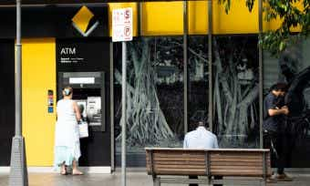 Commonwealth Bank savers take on another round of interest rate cuts