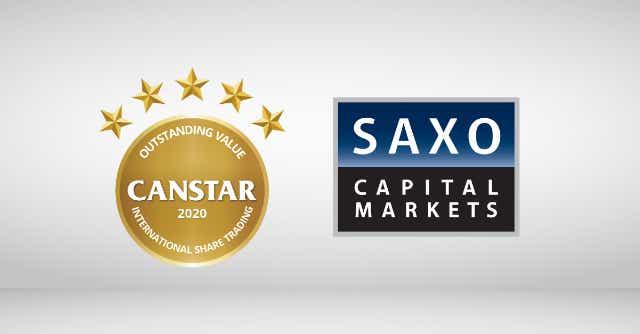 International Share Trading 2020 - Saxo Capital Markets
