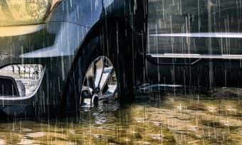 Car insurance for storm and hail damage
