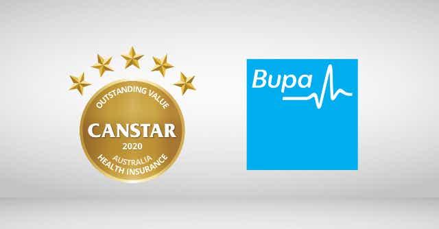 2020 Health Insurance SR - Bupa