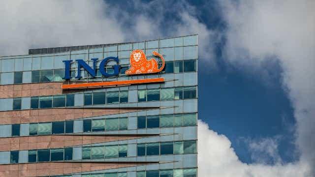 ING bank building