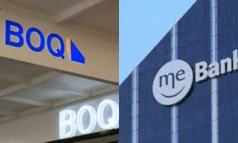 BOQ buys ME Bank to form new banking 'giant'