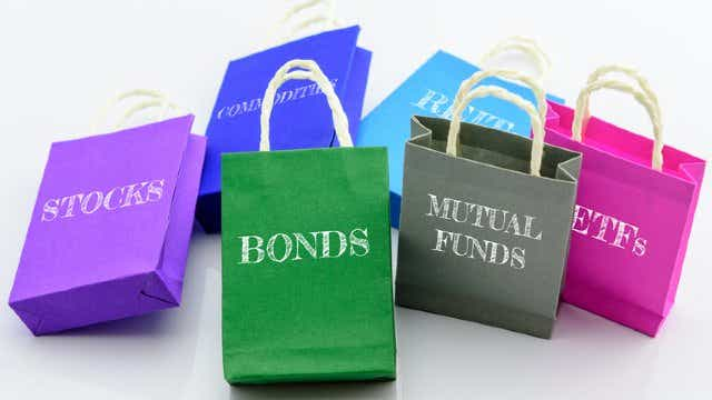 Bags different investments