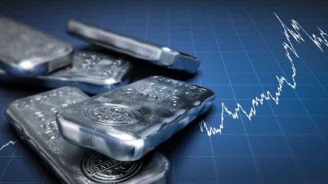 Silver stock surge