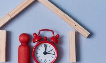 How long should you hold on to a property before selling?