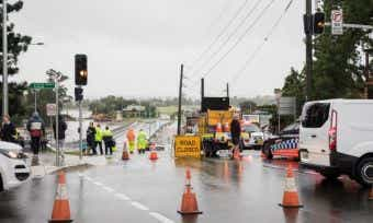 Financial assistance for people affected by NSW and Qld floods