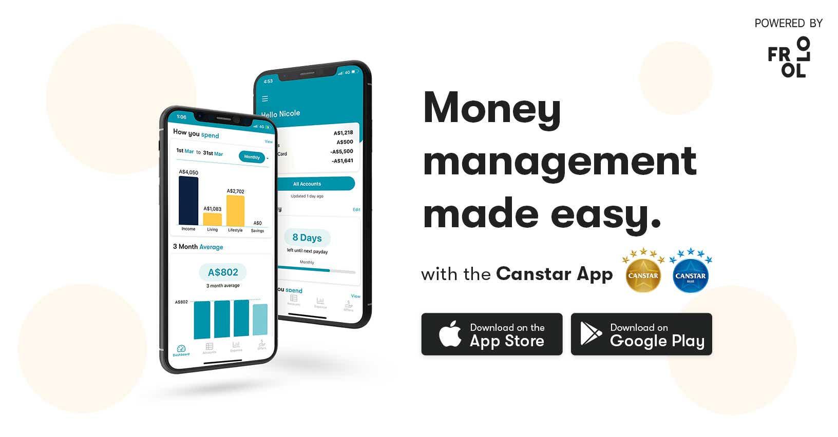 Canstar App header image