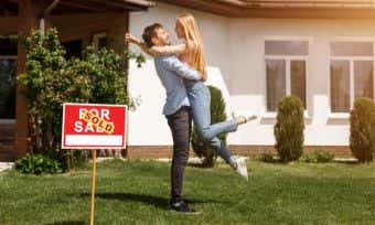 What is the average new home loan in Australia?