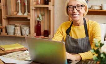 What is the small business tax offset?