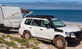 The best cars for towing a caravan for domestic holidays