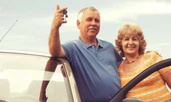 Car insurance for over 50s – how much can you save?