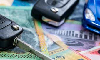 Can you get a secured loan against a car?